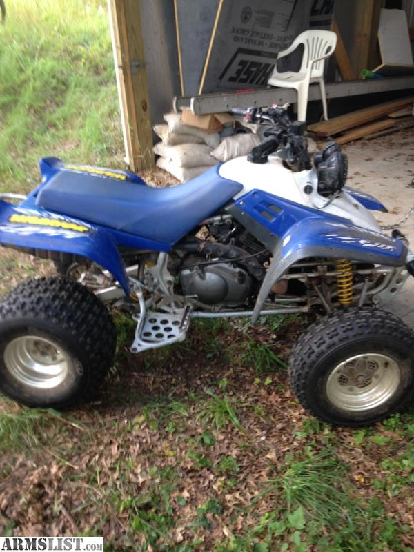 Armslist for sale trade atv yamaha warrior 350 for Yamaha warrior for sale