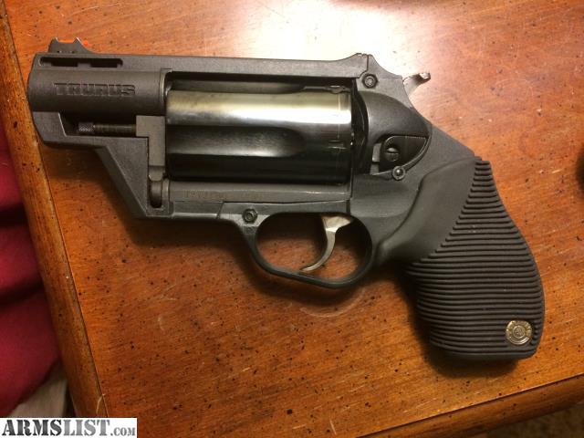 ARMSLIST - For Trade: Taurus Judge with ammo - photo#3