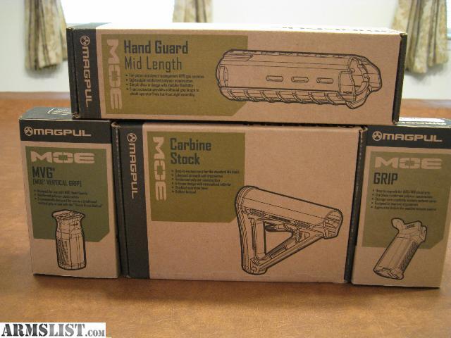 Armslist For Sale Magpul Furniture Set Foilage Green