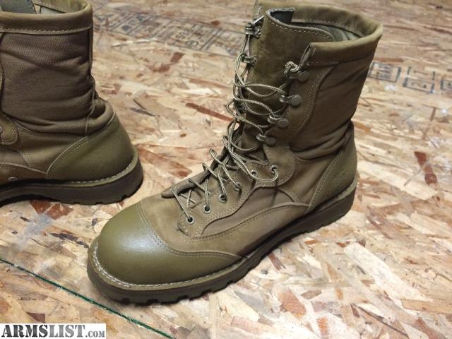 ARMSLIST - For Sale: Brand New Danner USMC RAT boots