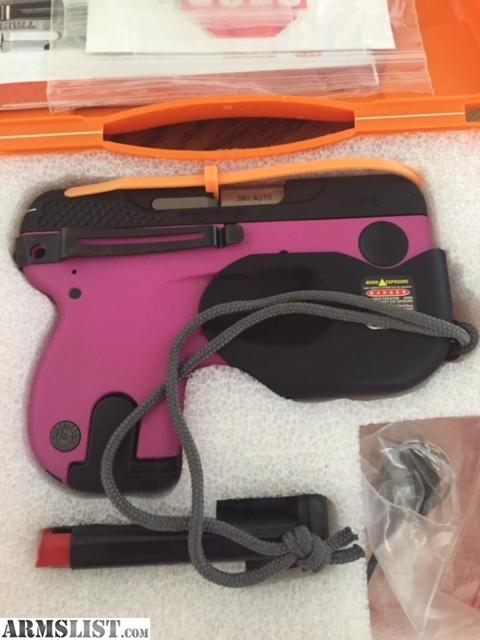 ARMSLIST - For Sale: New! Taurus 180 Curve Raspberry Light/Laser ...