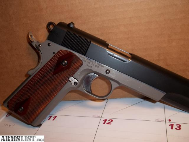 Armslist for sale daytona defense 1911 45acp for Daher motors kingston nh