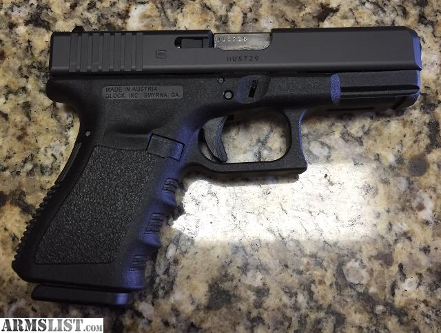 ARMSLIST - For Sale: GLOCK 38 COMPACT
