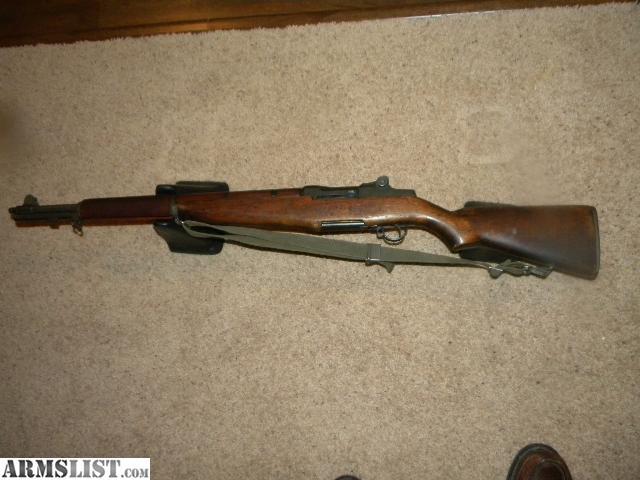 M1 Garand Ww2