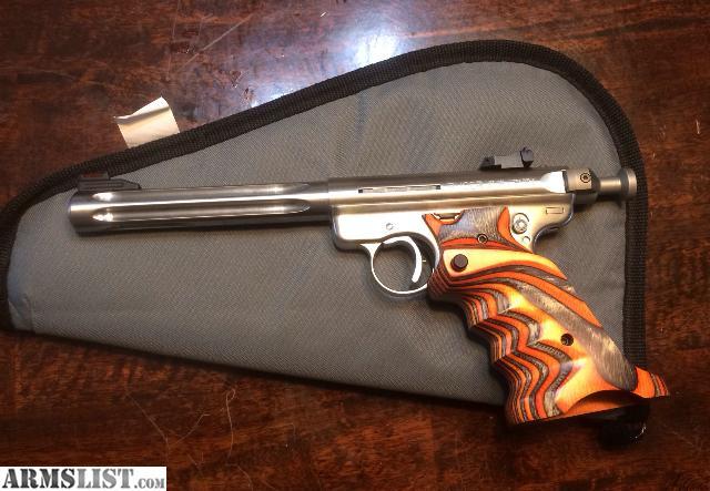 Armslist For Sale Ruger Mkiii Hunter
