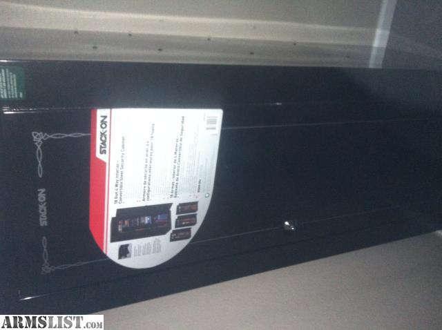 armslist for sale stack on 18 gun 4 way interior cabinet