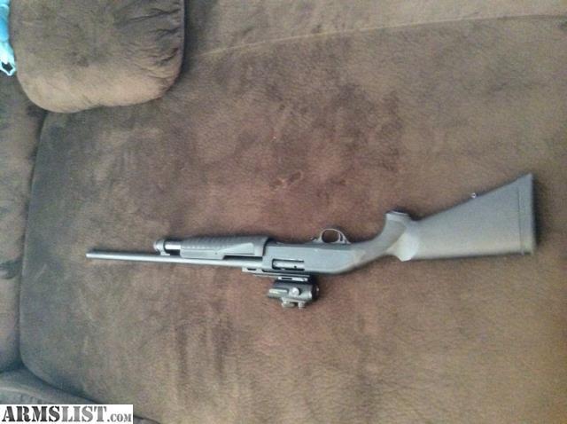 escort 12 gauge tactical shotgun