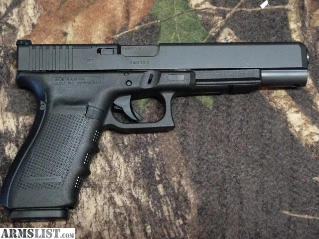 Armslist For Sale Glock 40 Mos G4 10mm 15 Rounds