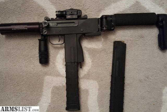 MPA mini MAC 11  ammo | Northwest Firearms - Oregon, Washington ...