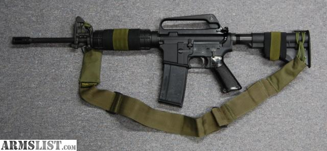 ARMSLIST - For Sale: IDF/Israeli M16 carbine **New Price**
