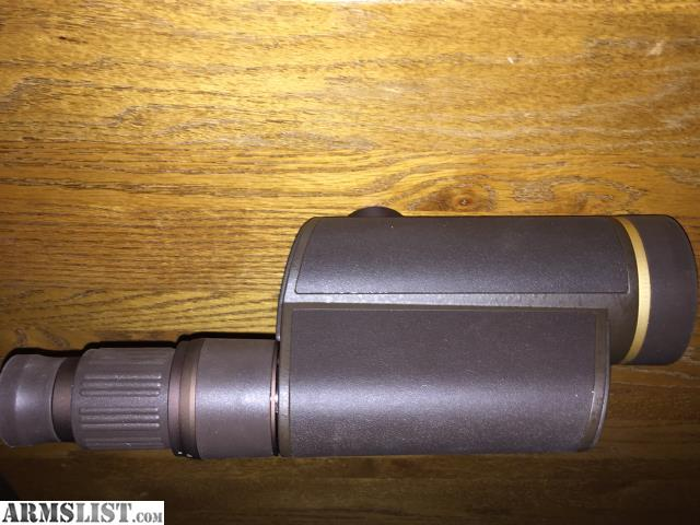 ARMSLIST For Sale Leupold Gold Ring 12 40X60 Spotting Scope