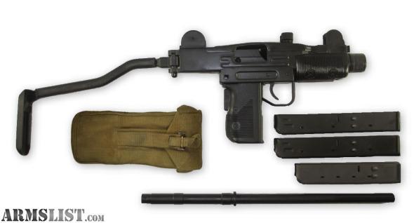 Armslist For Sale Vector Arms Mini Uzi Mini Uzi 9mm Side Folder