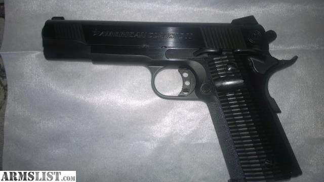 Armslist for sale 1911 new american classic 9mm for New american classic