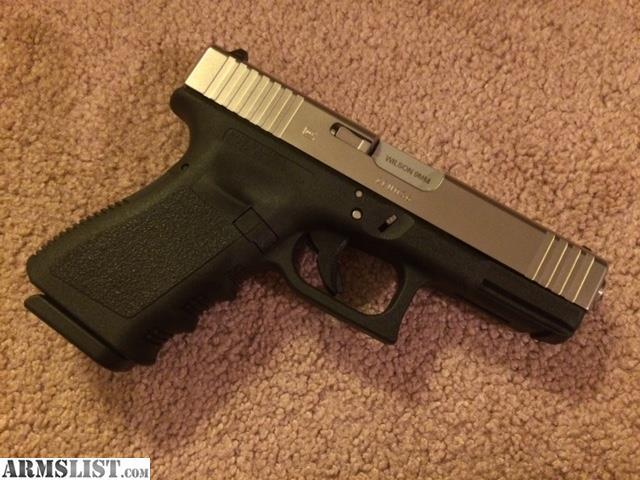 ARMSLIST - For Sale: Glock 19 Gen 3 NP3 Robar Reduced! $875