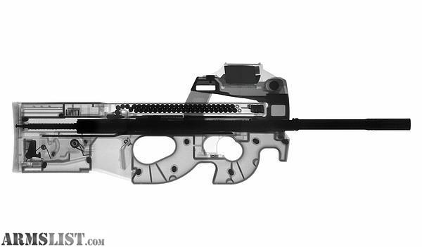 Ps90 For Sale >> ARMSLIST - For Sale: FNH USA PS90 CA Compliant Bullpup 5 ...