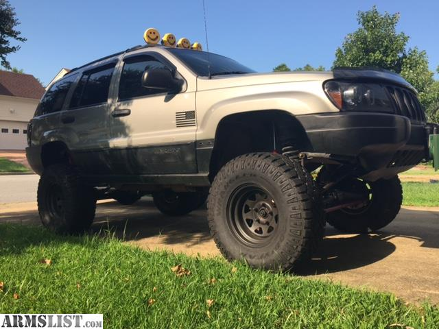 armslist for sale lifted 2000 jeep grand cherokee. Black Bedroom Furniture Sets. Home Design Ideas