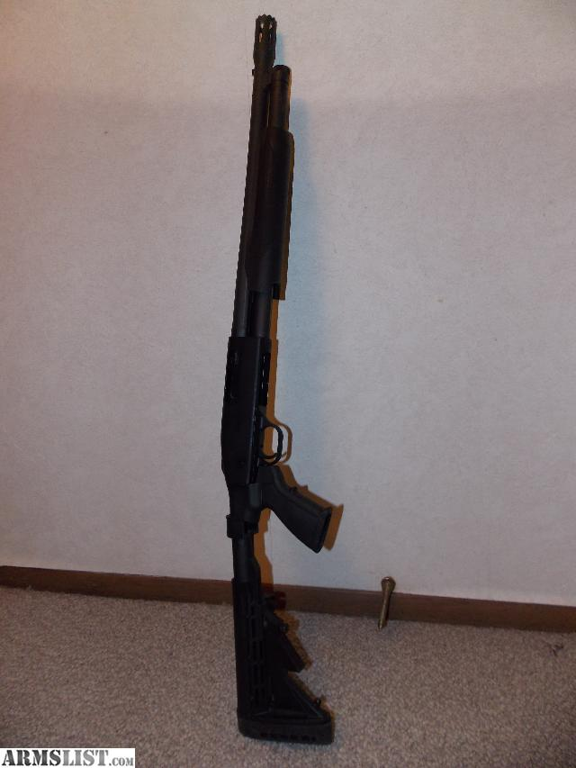 Armslist for sale mossberg 500 12ga with breacher muzzle for 12 gauge door breacher