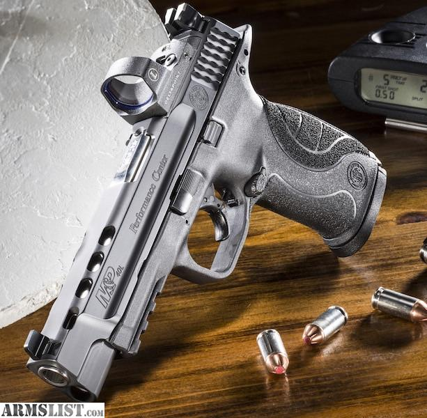 Armslist for sale smith wesson m p core ported barrel for M p ported core 9mm