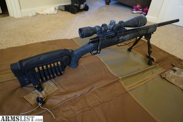 Armslist For Sale Howa Bolt Action Full Dip Kryptek