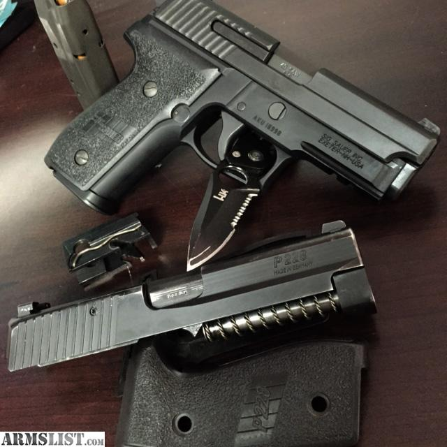 For Sale Trade Sig Sauer P229 9mm Tacpac With: For Sale/Trade: Sig Sauer P229R .40 S&W SIGLITE