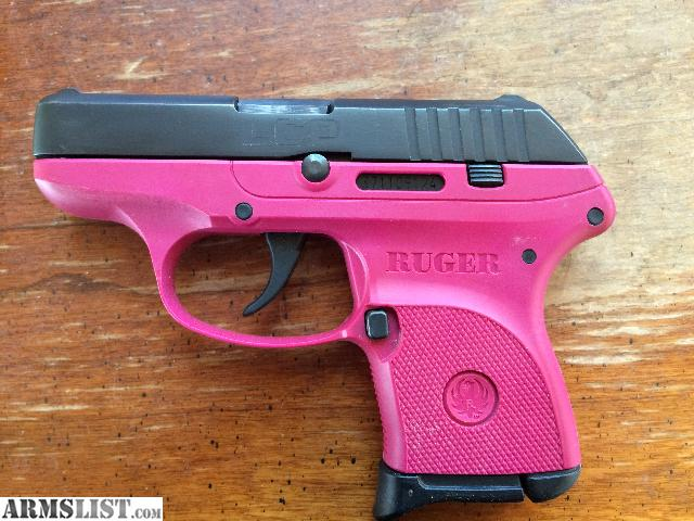 Armslist For Sale Ruger Lcp 380 Raspberry W Iwb And Ammo