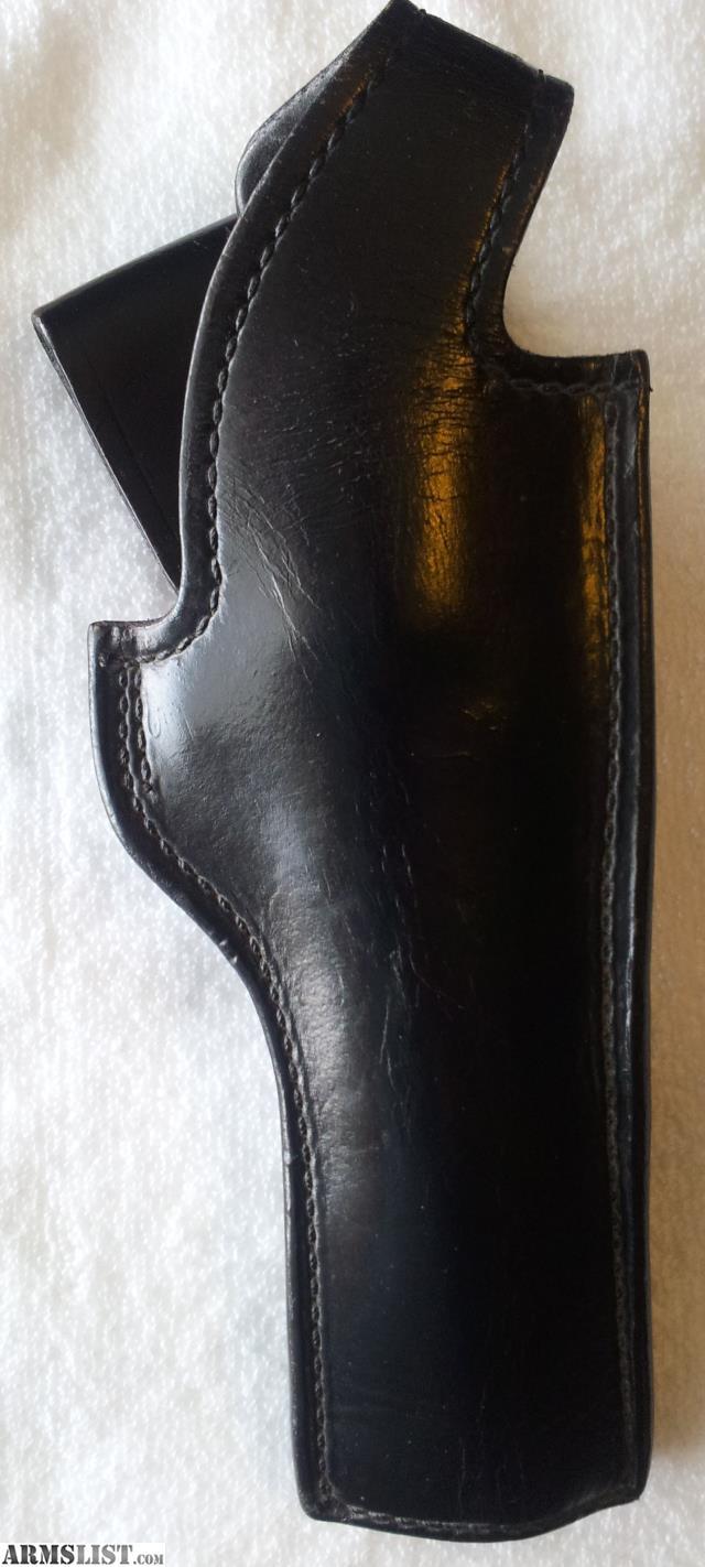 ARMSLIST - For Sale: S&W K & L Frame Revolver Holster, RH, Fits 4 ...