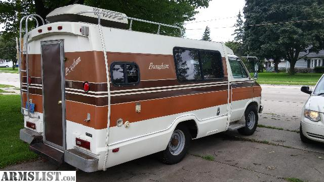 armslist for sale 1979 dodge brougham class b motorhome does manual save gas jeep jl does manual transmission save gas