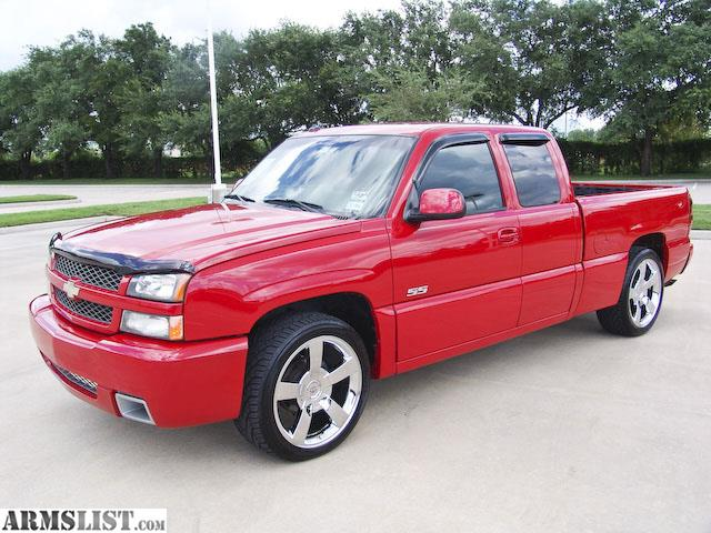 armslist for sale 2003 chevrolet silverado 1500 ss. Black Bedroom Furniture Sets. Home Design Ideas