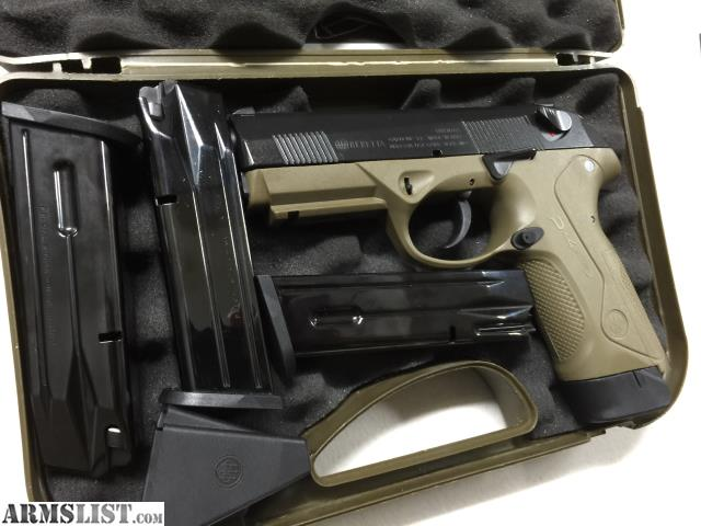 ARMSLIST - For Sale: OD green Beretta PX4 Storm full size in 9mm