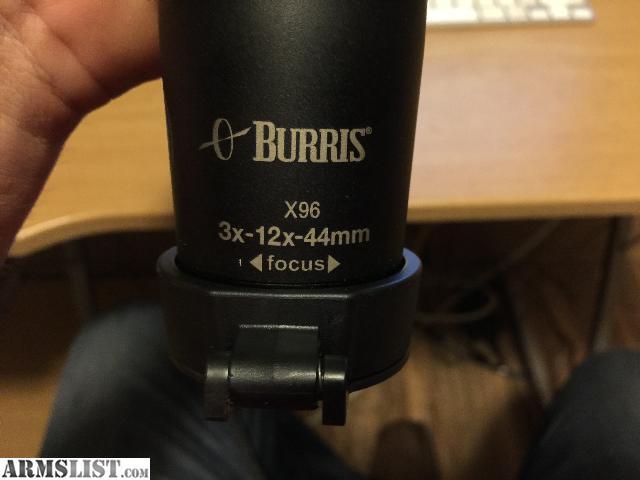 Armslist For Sale Trade Burris Eliminator Iii Ballistic