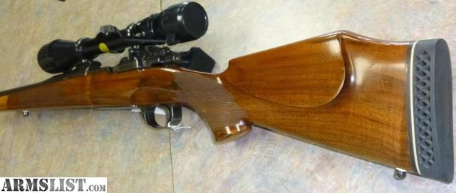 ARMSLIST - For Sale: MAUSER CUSTOM  280 REM W/ 26 INCH BARREL AND