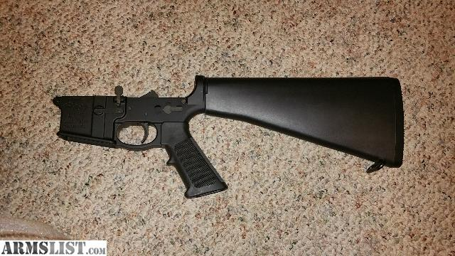 Armslist for sale trade complete ar15 lower for Bulk river rock for sale near me