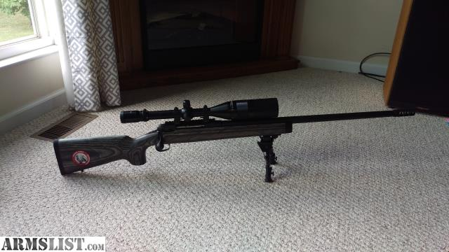 Choate Ultimate Sniper Rifle Stock Savage 110 Series Long Action Staggered  Feed Blind M..