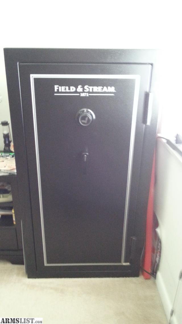 ARMSLIST - For Sale: Field & Stream 24 Gun Fire Safe, only ...
