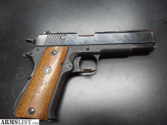 ARMSLIST - For Sale: Llama 1911 9mm Parabellum Espana Semi Auto Pistol