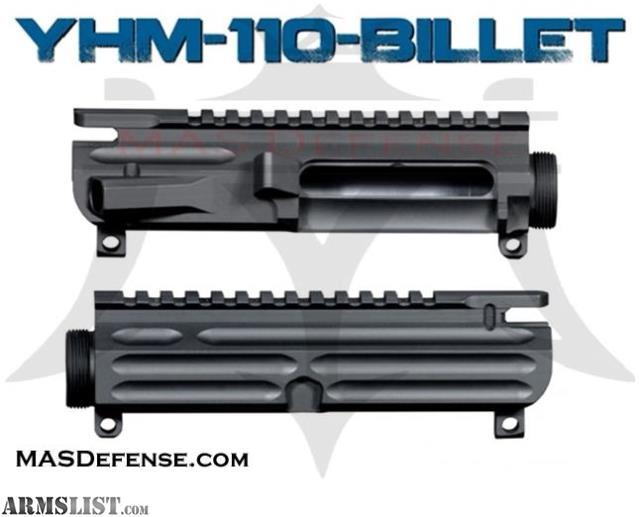 yankee hill machine receiver