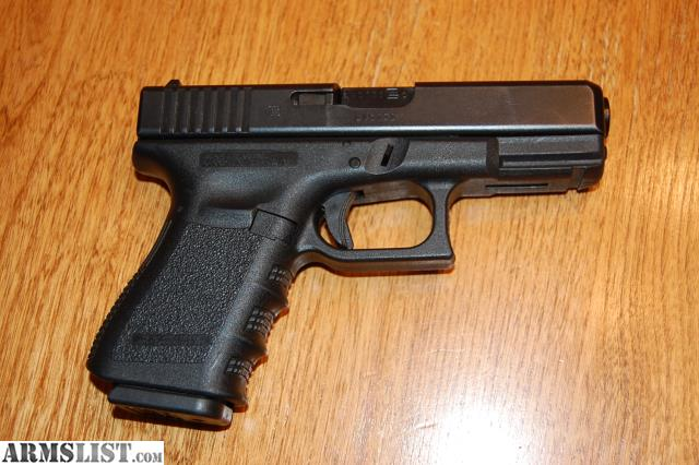 ARMSLIST - For Sale: GLOCK 38 45 G.A.P.