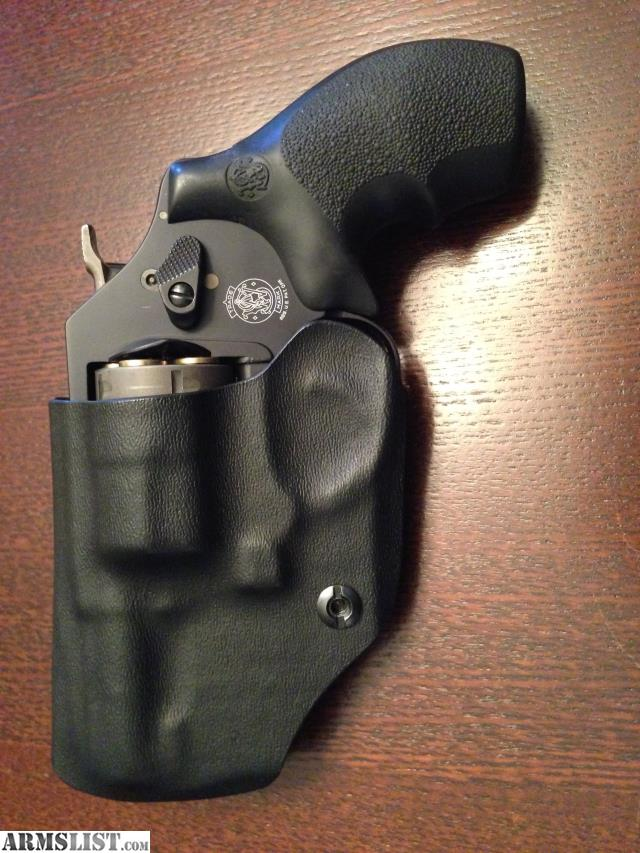 ARMSLIST - For Sale: HOLSTERS -SW J Frame RH IWB - Sideguard ...
