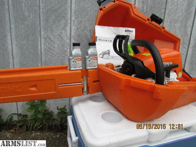 stihl chainsaws farm boss. share: $ 375. stihl ms290 farm boss chainsaw chainsaws