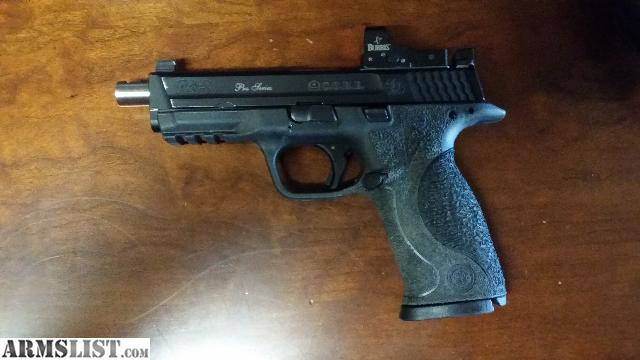 Armslist for sale smith wesson m p core 9mm for M p ported core 9mm