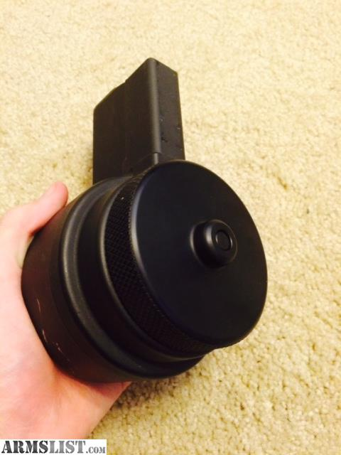 ARMSLIST - For Sale: X-Products AR15 50 round drum mag (5.56/.223)