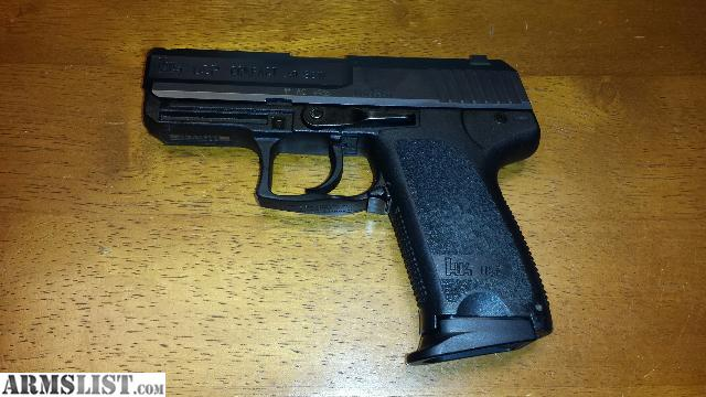 ARMSLIST - For Sale: HK USP .40 Compact with LEM trigger