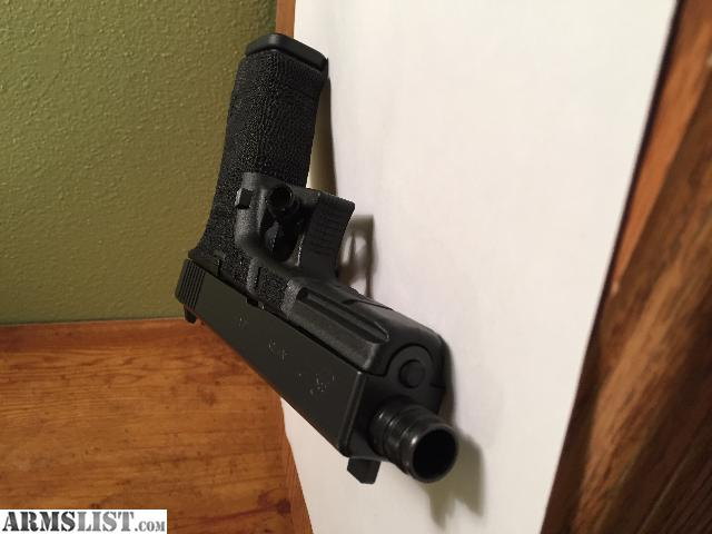 ARMSLIST - For Sale: Custom Glock 21sf Factory Threaded Barrel