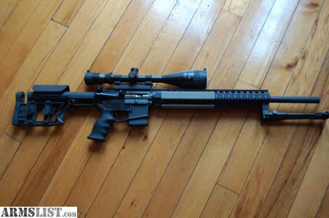 ARMSLIST - For Sale: AR15 AR 15 AR-15 Sniper