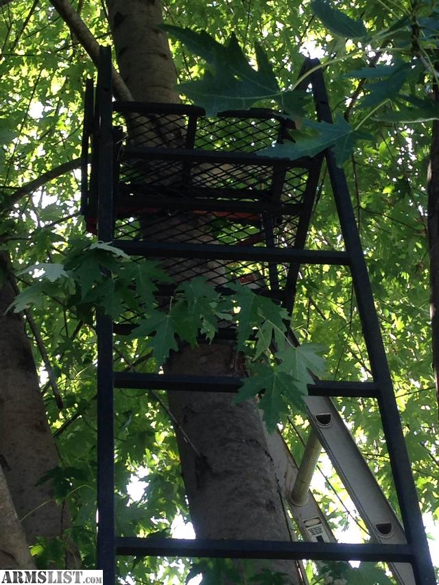 Armslist For Sale Two 14 Field And Stream Ladder Stands