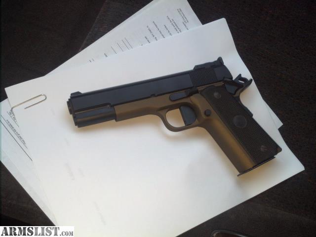 armslist for sale trade rock island 22 tcm 9mm target 1911a1