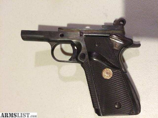ARMSLIST - For Sale: Colt 1911 Commander Frame Series 80