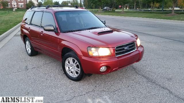 armslist for sale 2004 subaru forester xt turbo. Black Bedroom Furniture Sets. Home Design Ideas