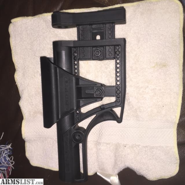 AR15 Luth Ar Sniper Stock