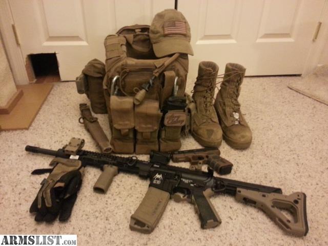 ARMSLIST - For Sale: Custom AR-15 for sale